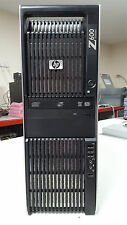 "HP Z600 Barebones Workstation - ""01/07/10"" Boot Block Date"