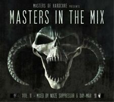 Masters Of Hardcore In The Mix - Noize Suppressor & D (2015, CD NIEUW)2 DISC SET