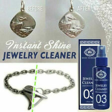 Instant Shine Jewelry Cleaner Silver Jewelry Necklace Ring Clean Polishing Cloth