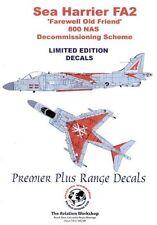 Model Alliance 1/72 BAe Sea Harrier FA.2 # 729007