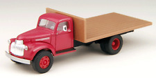 Classic Metal Works CMW30271 41/46 Chevrolet Flatbed Truck Swift's Red 1/87
