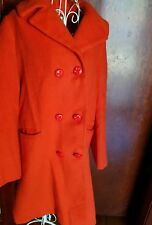 VINTAGE COAT 1960'S BY HOUSE OF STEPHEN YORK OF MELBOURNE
