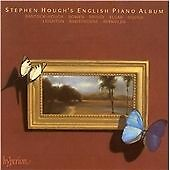 Stephen Hough's English Album - Hough, Stephen Audio CD
