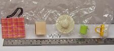 Miniatures DEPARTMENT STORE Set #2F , 1 pc Only . Re-ment   -  h#17ok