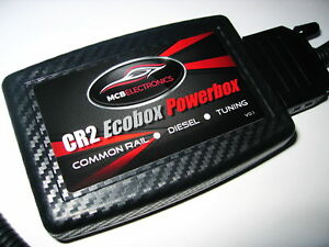 CA CR2 Diesel Performance Tuning Chip Box - Fits: Infiniti EX, FX, & M 30D 3.0D