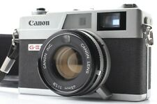 """Exc+5"" CANON Canonet QL19 GIII G3 35mm Rangefinder Camera From JAPAN #661"