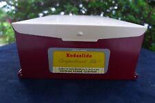 "Vintage EASTMAN KODAK Kodaslide Metal  ""Compartment File"" Slide Holder Box 1960s"
