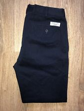 Polo Ralph Lauren Mens 'Preppy Pant' Navy Blue Chinos/Trousers W34 L32 BNWT£110