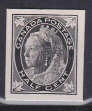Canada 1897 #66P Queen Victoria (Maple Leaf Issue) Plate Proof - VF MH