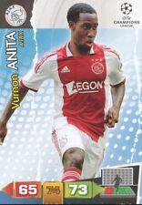 VURNON ANITA NETHERLANDS AFC AJAX CARD ADRENALYN CHAMPIONS LEAGUE 2012 PANINI
