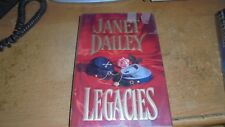 Legacies by Janet Dailey (1995, Hardcover  +
