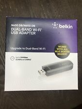 belkin n450 wireless dual-band Wifi Usb Adapter