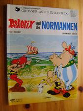 UDERZO - Astérix und die Normannen - En allemand - 1971