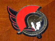 OTTAWA SENATORS RARE Vintage Old NHL RUBBER Hockey FRIDGE MAGNET Standings Board