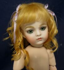 """34CM(13.5"""") BRU JNE11 WITH JOINTED BODY BISQUE LOWER ARMS UNDRESSED REPRODUCTION"""