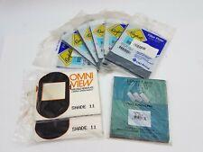 "9Pc Mix Welding Lens Shade Lot 932-107-5 1045126 4-1/2""x5-1/4"" Omniview"