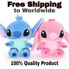 18cm high quanlity Super Cute Lilo and Stitch Plush Toys Doll Lovely Gift forkid