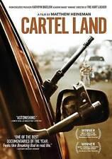 Cartel Land (DVD, 2016)
