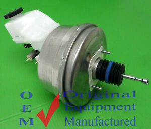 84456304 New OEM Power Brake Booster Master Cylinder Chevrolet Camaro