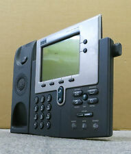 CISCO 7940 G CP-7940G IP Voip Display Telefono Telefono Business Desktop Stand N.