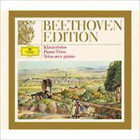 Beethoven Piano Trios Kempff Szeryng Fournier JAPAN 4 CD TOWER RECORDS NEW