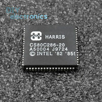 1PCS CS80C286-20 Encapsulation:PLCC-68 CS80C286 US