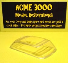 Corgi 275 Rover 2000TC Reproduction Repro Clear Plastic Window Unit