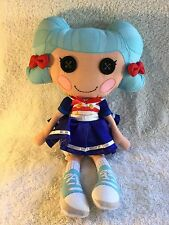 LaLaLoopsy Soft Doll Sailor Dress  45cm Tall Excellent Condition