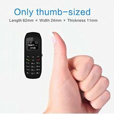 MONDI più piccolo Mini Mobile Telefono Spia + Auricolare bluetooth/Dialer L 8 Star BM70 UK