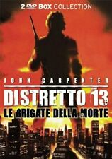 DISTRETTO 13 - LE BRIGATE DELLA MORTE  SE   2 DVD+ BOOK