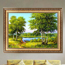 Forest DIY 5D Diamond Painting Embroidery Cross Stitch Craft Home Decor