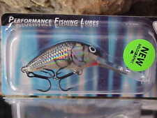 """SALE Salmo Deep Hornet Lure H4SDR-HGS """"Holographic"""" for Bass/Trout/Walleye"""