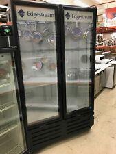 Imbera Vdr37 48 2 Glass Door Refrigerator Merchandiser