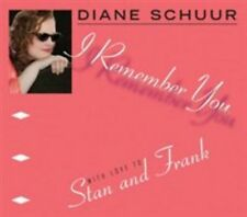 I Remember You: With Love to Stan and Frank [Digipak] * by Diane Schuur (CD,...