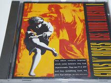 GUNS'N'ROSES - Use Your Illusion - VG+ (CD)