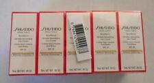5 x Shiseido Benefiance Wrinkle Smoothing Day Cream SPF20 5ml each - 25ml total