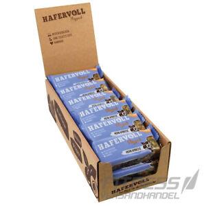 (29,08€/kg) Hafervoll Flapjack Haferriegel 18x 65g Snack 4 leckere Sorten