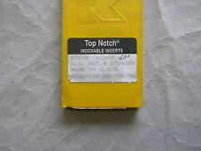 Top Notch Gewindeplatten von Kennametal NTP3R KC810