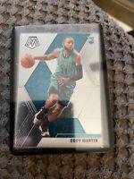 Cody Martin 2019-20 Panini Mosaic #240 HORNETS ROOKIE RC Card