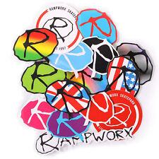 Rampworx Sticker Pack Skate/BMX/Scooter Stickers (15 Stickers)