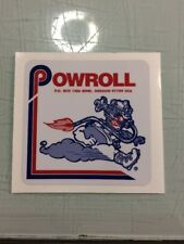Vintage Powroll reproduction decal XR Z50 CT70 ATC 70 75 80 200 350 CB XT IT