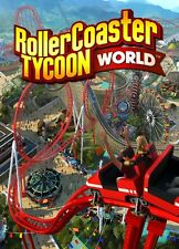 RollerCoaster Tycoon World PC & Linux [Steam Key] No Disc, Region Free