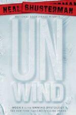 Complete Set Series - Lot of 5 Unwind books by Neal Shusterman YA Fiction