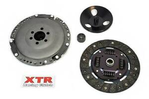 XTR RACING HD CLUTCH KIT for 82-88 VW RABBIT SCIROCCO 1.8L SOHC 8 VALVE
