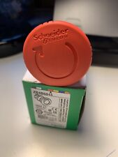 New Schneider ZB4BS844 Emergency Stop Pushbutton   AUTHENTIC