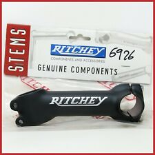 "NOS RITCHEY VINTAGE AHEAD STEM 1"" THREADLESS 125mm ROAD BIKE 25.8mm TRACK PRO"