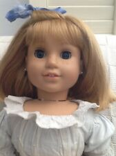 American Girl doll Nellie, Fine Condition, ears pierced