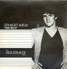 7inch NICK STRAKER BAND straight ahead - todo recto SPAIN EX WOC