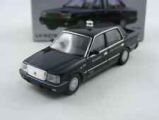 Toyota Crown Sedan Tokyo Taxi schwarz,Tomica Tomytec Lim.Vint.LV-N219a,1/64