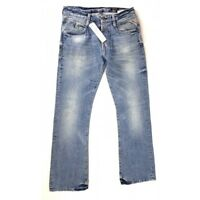 REPLAY JEANS  BLAU W30 L32 Herren ORIGINAL
